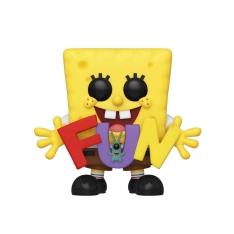Фигурка Funko POP! Spongebob: Spongebob with FUN Exclusive 43976