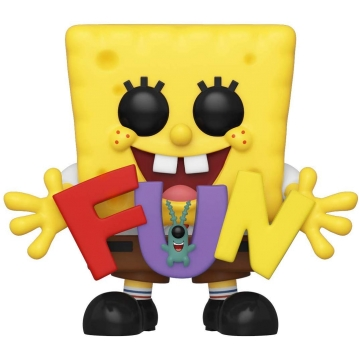 Фигурка Funko POP! Spongebob: Spongebob with FUN Exclusive 43976