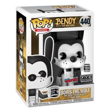 Фигурка Funko POP! Vinyl: Games: Bendy and the Ink Machine: Boris with Beans NYCC 2018 (Exclusive) 440