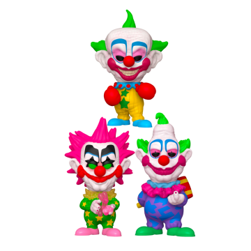 Фигурка Funko POP! Killer Klowns from Outer Space: Spikey 44147