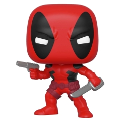 Фигурка Funko POP! Marvel 80th First Appearance: Deadpool 44154