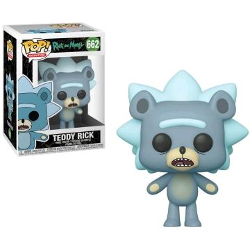 Фигурка Funko POP! Rick and Morty: Teddy Rick 44250