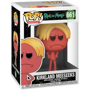 Фигурка Funko POP! Rick and Morty: Kirkland Meeseeks 44251