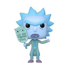 Фигурка Funko POP! Rick and Morty: Rick Exclusive 44253