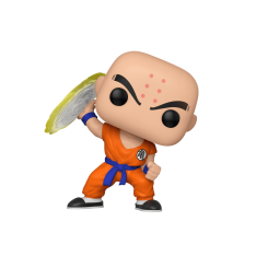Фигурка Funko POP! Dragon Ball Z: Krillin with destructo disc 44263
