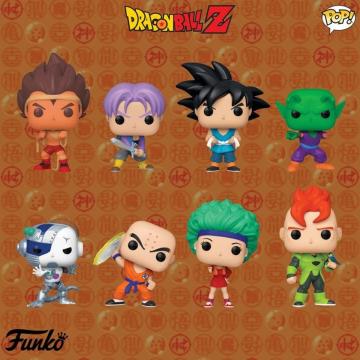 Фигурка Funko POP! Dragon Ball Z: Krillin with destructo disc 44263