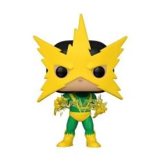 Фигурка Funko POP! Marvel 80th First Appearance: Electro Exclusive 44331
