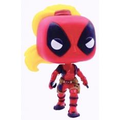 Фигурка Funko POP! Bobble: Marvel 80th: Lady Deadpool (Exclusive) 44333