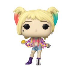 Фигурка Funko POP! Birds of Prey: Harley Quinn (Caution Tape) 44367