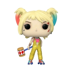 Фигурка Funko POP! Birds of Prey: Harley Quinn Boobytrap Battle (Exclusive) 44370