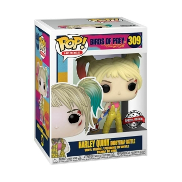 Фигурка Funko POP! Birds of Prey: Harley Quinn Boobytrap Battle (Exclusive) 44370