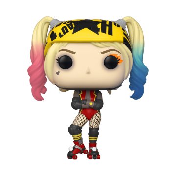 Фигурка Funko POP! Birds of Prey: Harley Quinn (Roller Derby) 44376