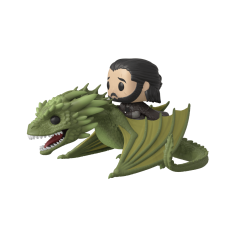 Фигурка Funko POP! Rides: Game of Thrones: Jon Snow with Rhaegal 44448