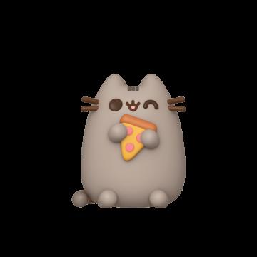 Фигурка Funko POP! Pusheen: Pusheen with Pizza 44523