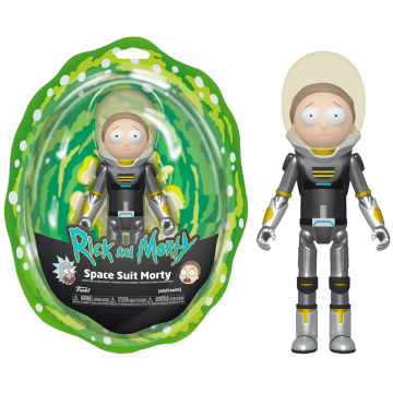Фигурка Funko Action Figure: Rick and Morty: Space Suit Morty 44549