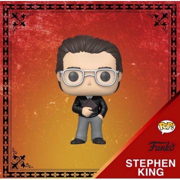 Фигурка Funko POP! Ad Icons: Stephen King 44613