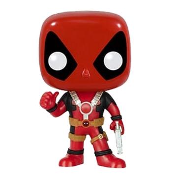 "Фигурка Funko POP! Deadpool: 10"" Inch Deadpool Thumb Up Exclusive 44725"