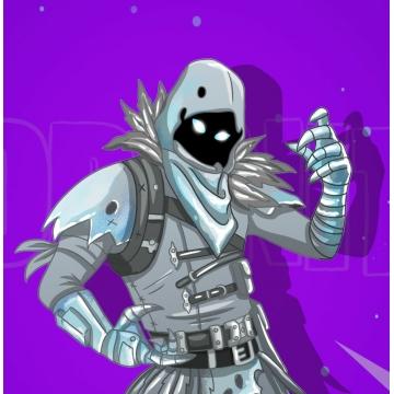 Фигурка Funko POP! Fortnite: Frozen Raven 44730