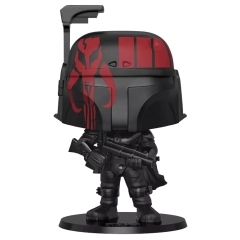 "Фигурка Funko POP! Star Wars: 10"" Inch Boba Fett (Exclusive) 44805"
