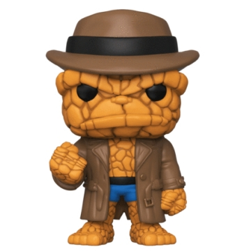 Фигурка Funko POP! Bobble: Marvel: Fantastic Four: The Thing in Disguise (Exclusive) 44989