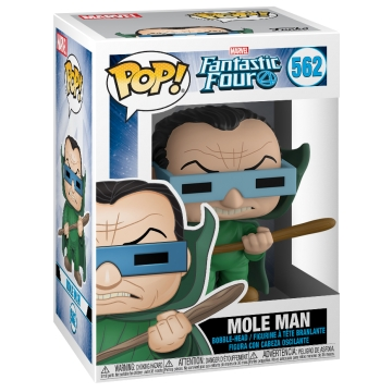 Фигурка Funko POP! Bobble: Marvel: Fantastic Four: Mole Man 44990
