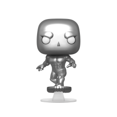 Фигурка Funko POP! Bobble: Marvel: Fantastic Four: Silver Surfer 44992