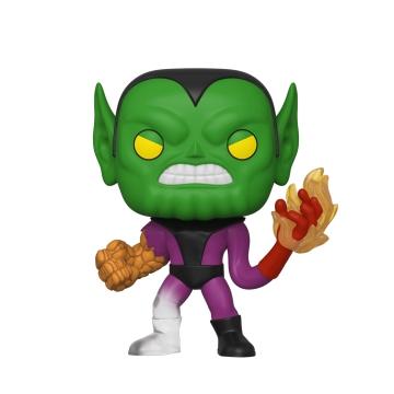 Фигурка Funko POP! Bobble: Marvel: Fantastic Four: Super-Skrull 44994