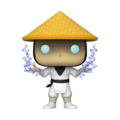 Фигурка Funko POP! Vinyl: Games: Mortal Kombat: Raiden with Lightning (Exclusive) 45040