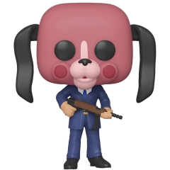 Фигурка Funko POP! Vinyl: Umbrella Academy: Cha Cha with mask 45054