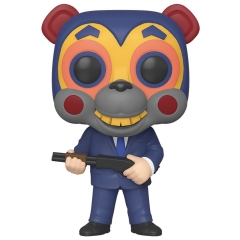 Фигурка Funko POP! Vinyl: Umbrella Academy: Hazel with mask 45055