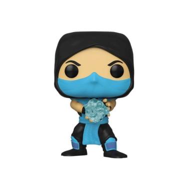 Фигурка Funko POP! Vinyl: Games: Mortal Kombat: Sub-Zero 45109