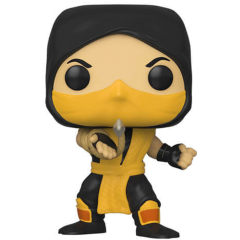 Фигурка Funko POP! Vinyl: Games: Mortal Kombat: Scorpion 45110