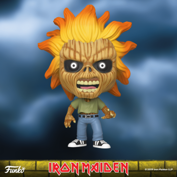 Фигурка Funko POP! Rocks: Iron Maiden: Skeleton Eddie 45121