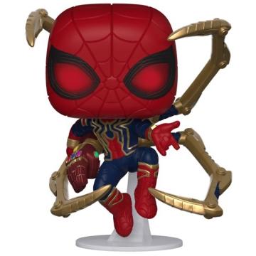 Фигурка Funko POP! Avengers Endgame: Iron Spider with Nano Gauntlet 45138
