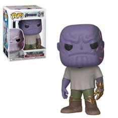 Фигурка Funko POP! Avengers Endgame: Casual Thanos with Gauntlet 45141
