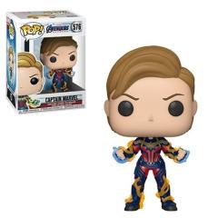 Фигурка Funko POP! Avengers Endgame: Captain Marvel New Hair 45143