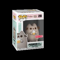 Фигурка Funko POP! Pusheen: Pusheen with Cupcake Exclusive 45219