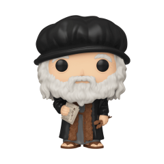 Фигурка Funko POP! Artists: Leonardo DaVinci 45251