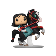 Фигурка Funko POP! Mulan on Khan 45324
