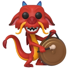 Фигурка Funko POP! Mushu with Gong 45327