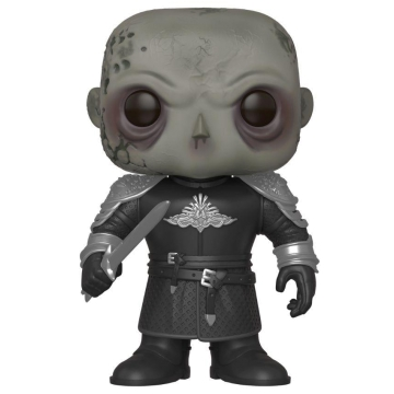 "Фигурка Funko POP! Vinyl: Game of Thrones: The Mountain Unmasked 6"" Inch 45337"
