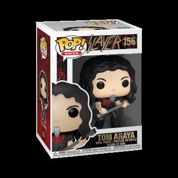 Фигурка Funko POP! Rocks: Slayer: Tom Araya 45387