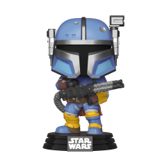 Фигурка Funko POP! Star Wars: The Mandalorian: Heavy Infantry Mandalorian 45540