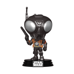 Фигурка Funko POP! Star Wars: The Mandalorian: Q9-Zero 45541
