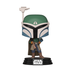 Фигурка Funko POP! Star Wars: The Mandalorian: Covert Mandalorian 45544