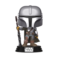 Фигурка Funko POP! Star Wars: The Mandalorian: Mandalorian 45545
