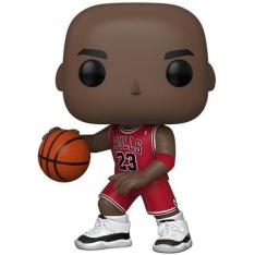 "Фигурка Funko POP! NBA: Bulls: 10"" Inch Michael Jordan (Red Jersey) 45598"