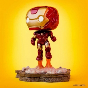 Фигурка Funko POP! Avengers Assemble Series: Iron Man Exclusive 45610