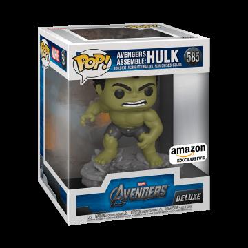 Фигурка Funko POP! Avengers Assemble Series: Hulk Exclusive 45634