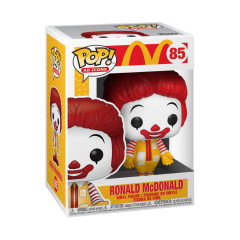 Фигурка Funko POP! McDonalds: Ronald McDonald 45722